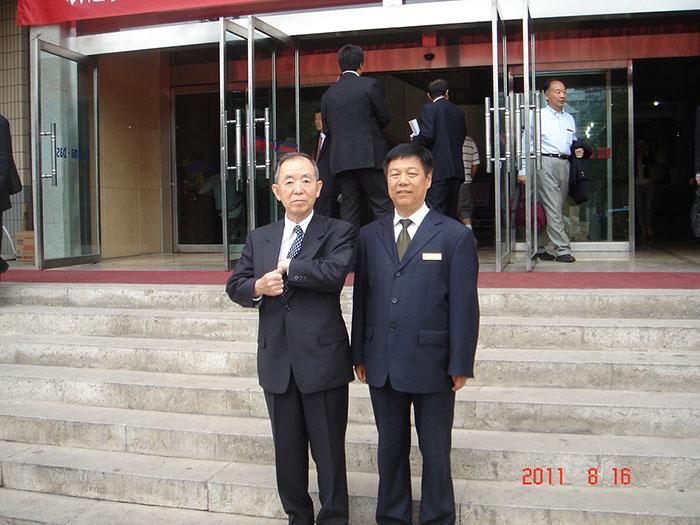 日本大使丹羽宇一郎(图1)