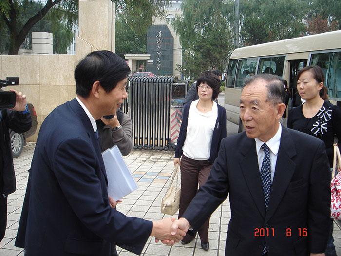 日本大使丹羽宇一郎(图3)